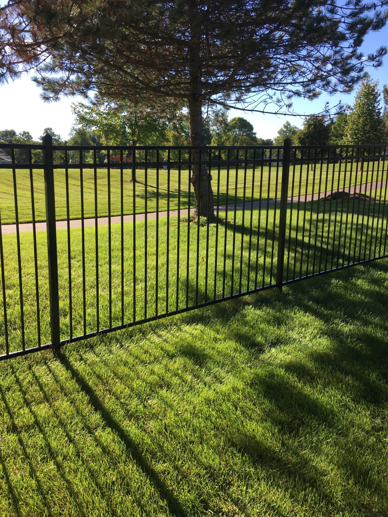 Galvanized Steel Fences MN