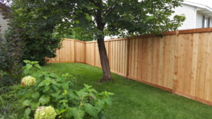 Privacy Fences Wood or Vinyl