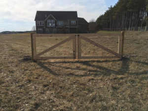 Wire Ranch Fence