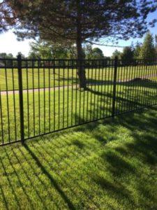 Aluminum Ornamental Fence Contractor