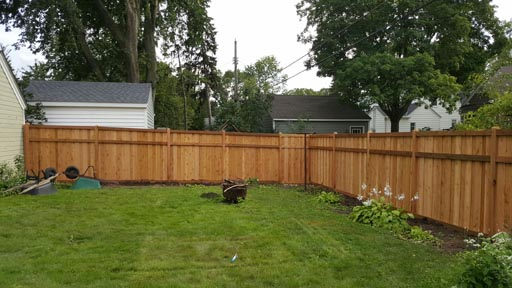 Affordable Wood Fence Installation Services Mn Fencing