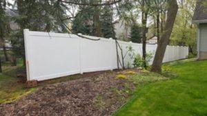 Vinyl Fence Contractor