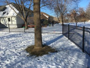 Winter Fence Contractor
