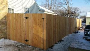 Minnetonka Winter Fence Installation Company