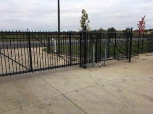 Twin Cities Commercial Fence Installer
