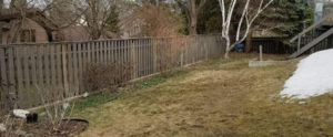 Wood Fence Post Repair or Replacement Company