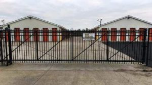 Types of Commercial Fence - Aluminum and Steel Ornamental