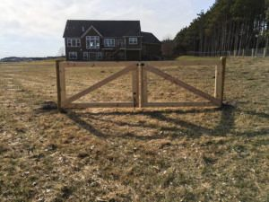 Best MN Farm Fencing Installer