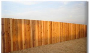 Commercial Fence and Gate Installs