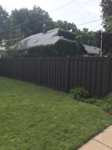 Trex Fencing Installed in Ham Lake, MN