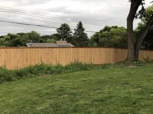 Wooden Privacy Fence Installation Company