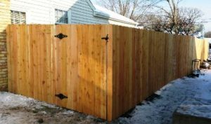 Can Privacy Fence be Installed in the Winter in Minnesota?