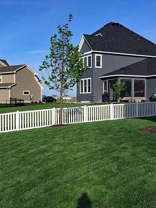 Residential Fencing Types Minnesota