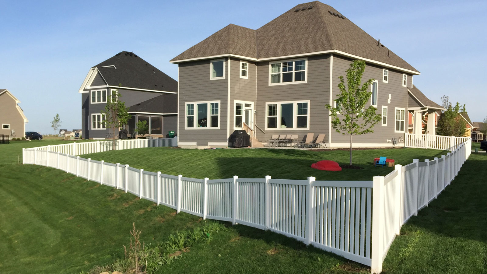 Vinyl Fence Installation in MN