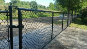 Commercial Fence Installation MN