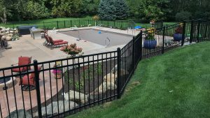 Pool Fence Installation in MN
