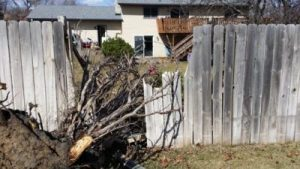 Storm Damage Fence Repair Near Me - Trusted Fence Repair Experts in Twin Cities MN