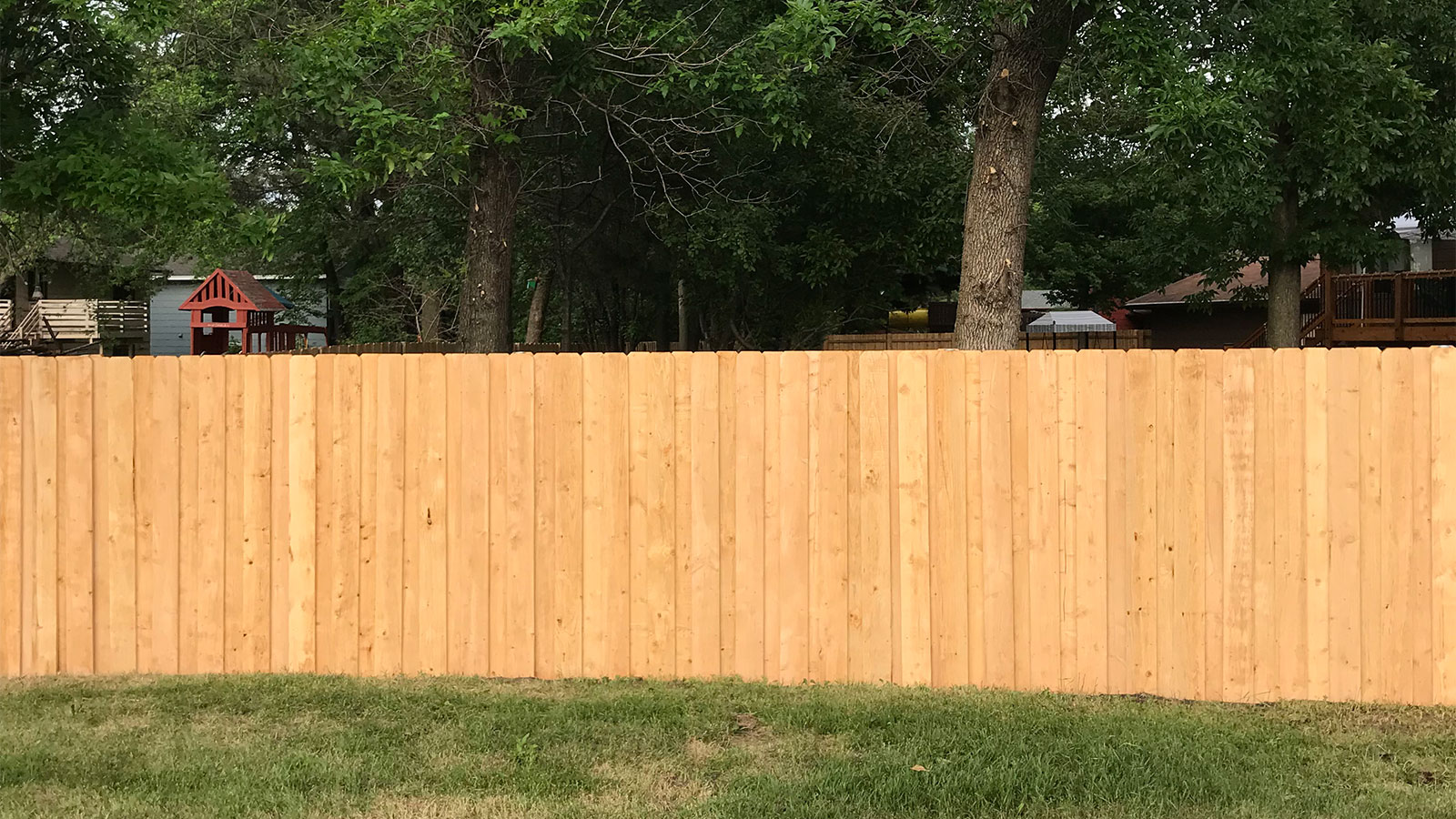 Wood Fence Installation and Repair in MN