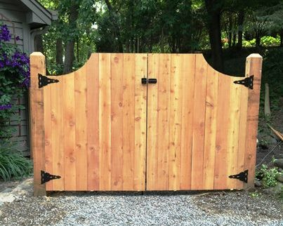 Wood Fence Installation in MN