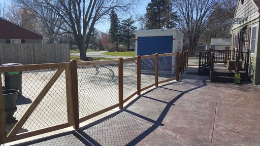 Commercial Chain Link Fence Repairs in Twin Cities
