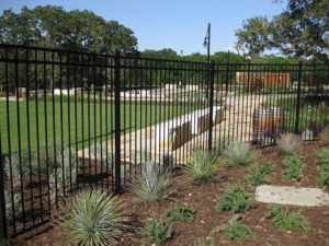 Aluminum Ornamental Fence Installation in Twin Cities