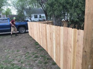 Fence Installation in Twin Cities, MN