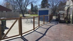 Fence Installation During COVID-19