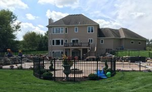 Customized Ornamental Steel Fence Installer in Minneapolis, MN