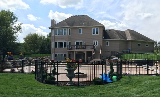 Steel Fence Installation Company In MN