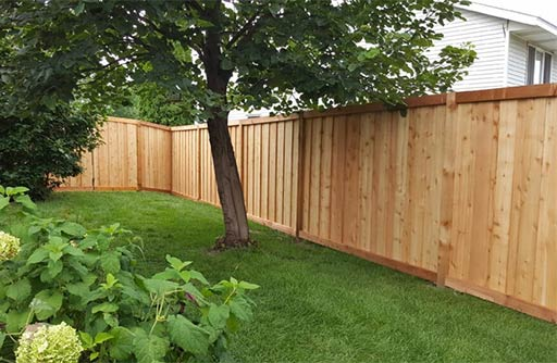 Privacy Fence Installation Company serving Minnesota