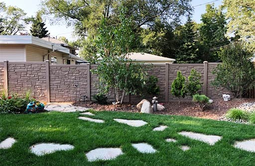 Trex Fencing Installation Company in MN