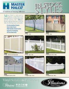 Spring 2021 Fence Installation