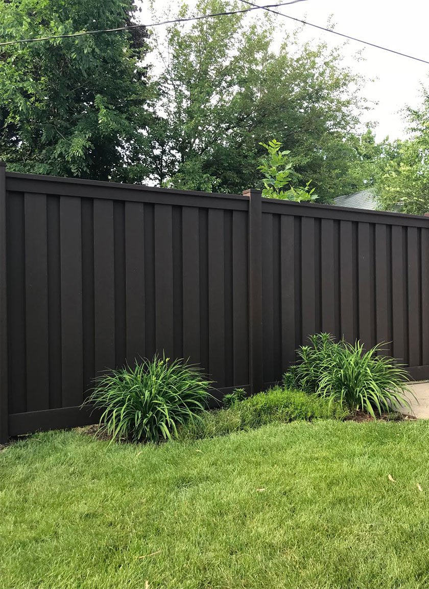 Trex Fencing System installed by Twin Cities Fence: Fence Contractor in MN